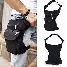 Aeoss Black Waist Bag
