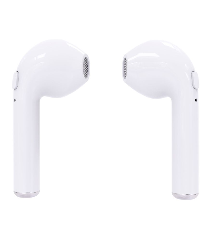 Anweshas Hbq I7 Tws Twins Wireless Earbuds Mini Bluetooth V42 Headset Earbud Stereo Earphone For