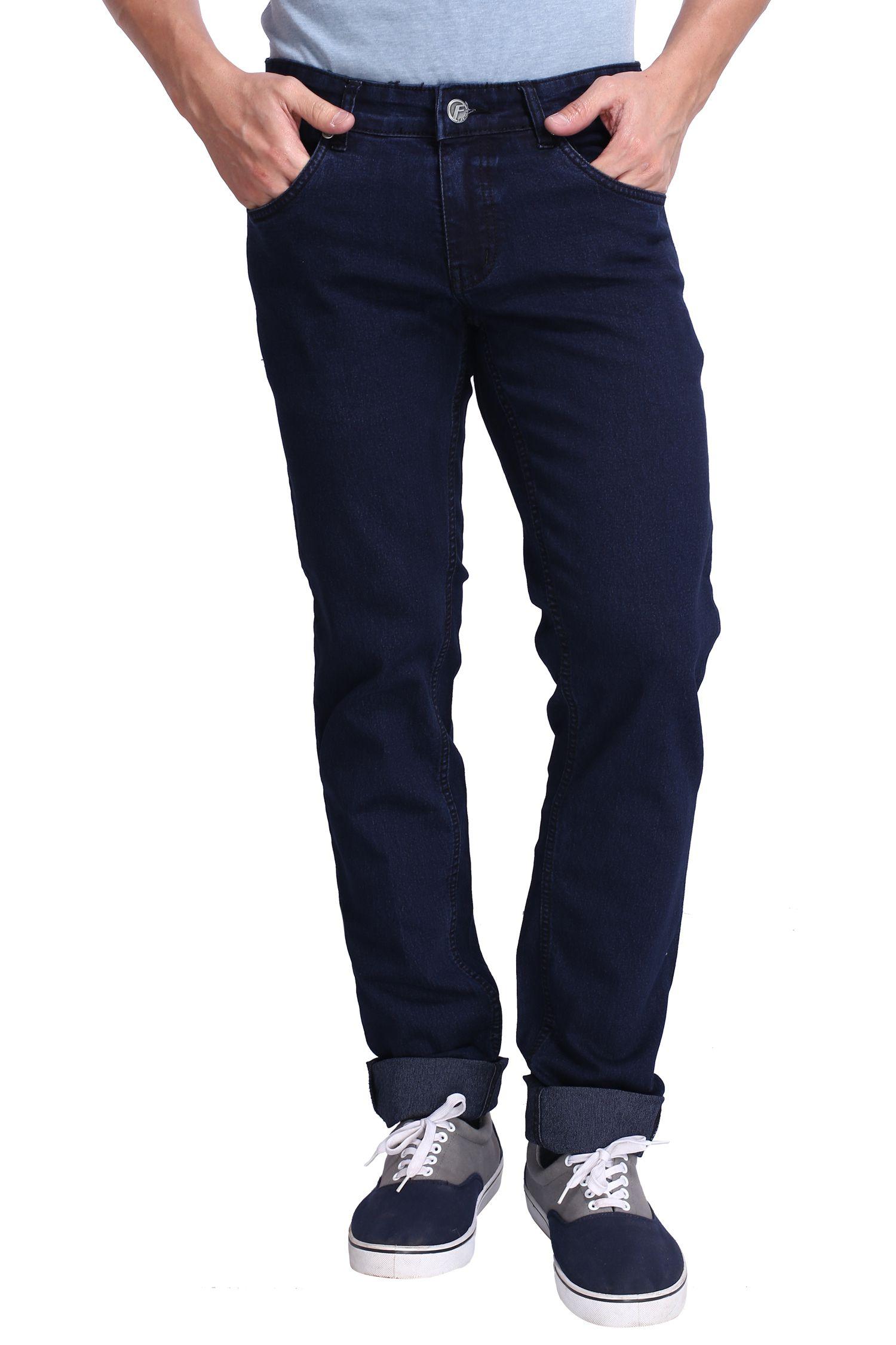 Flags Blue Slim Jeans
