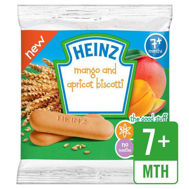Heinz Apricot Mango, Cookies 60 gm