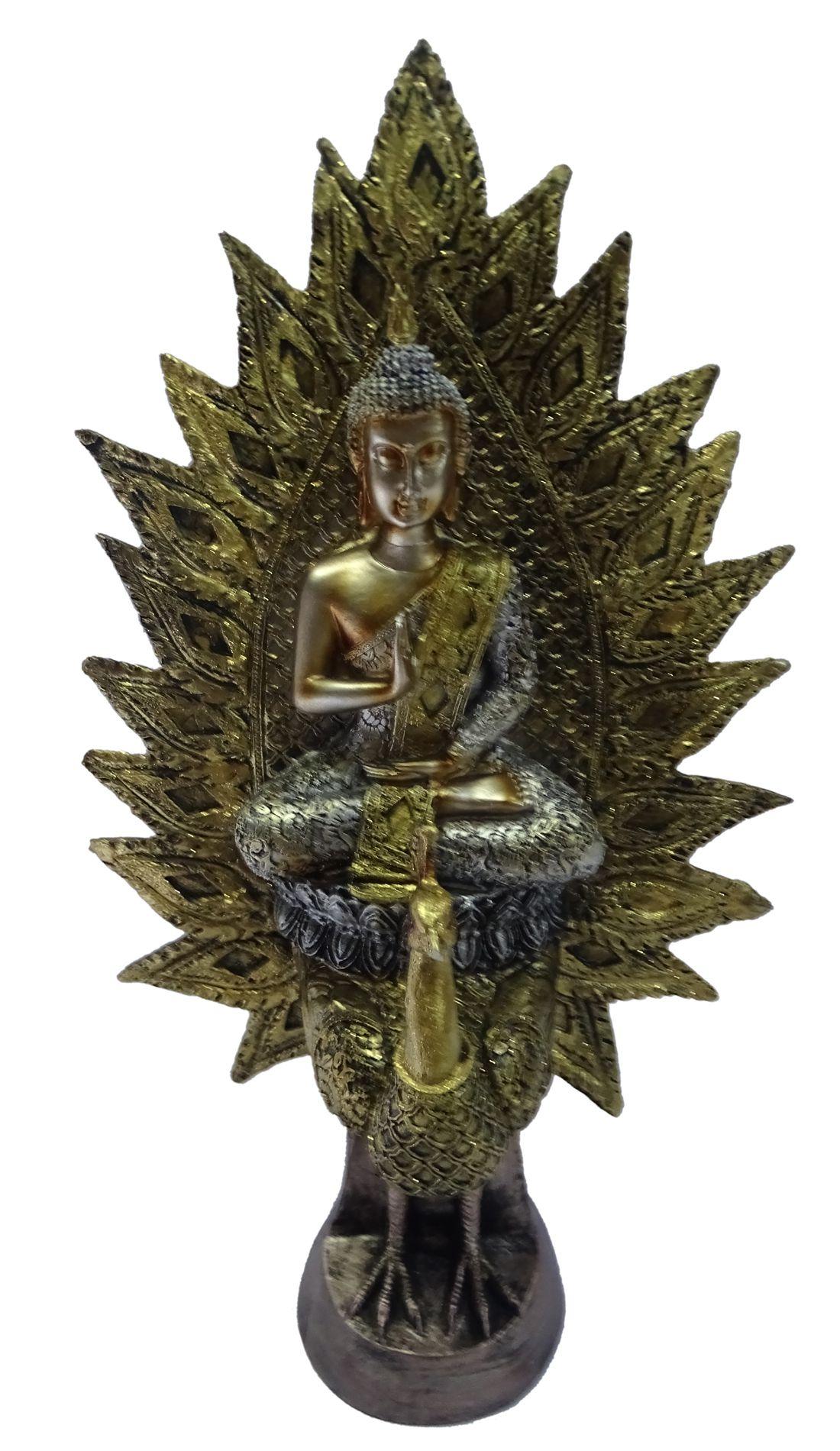 Paras Magic Buddha Polyresin Idol