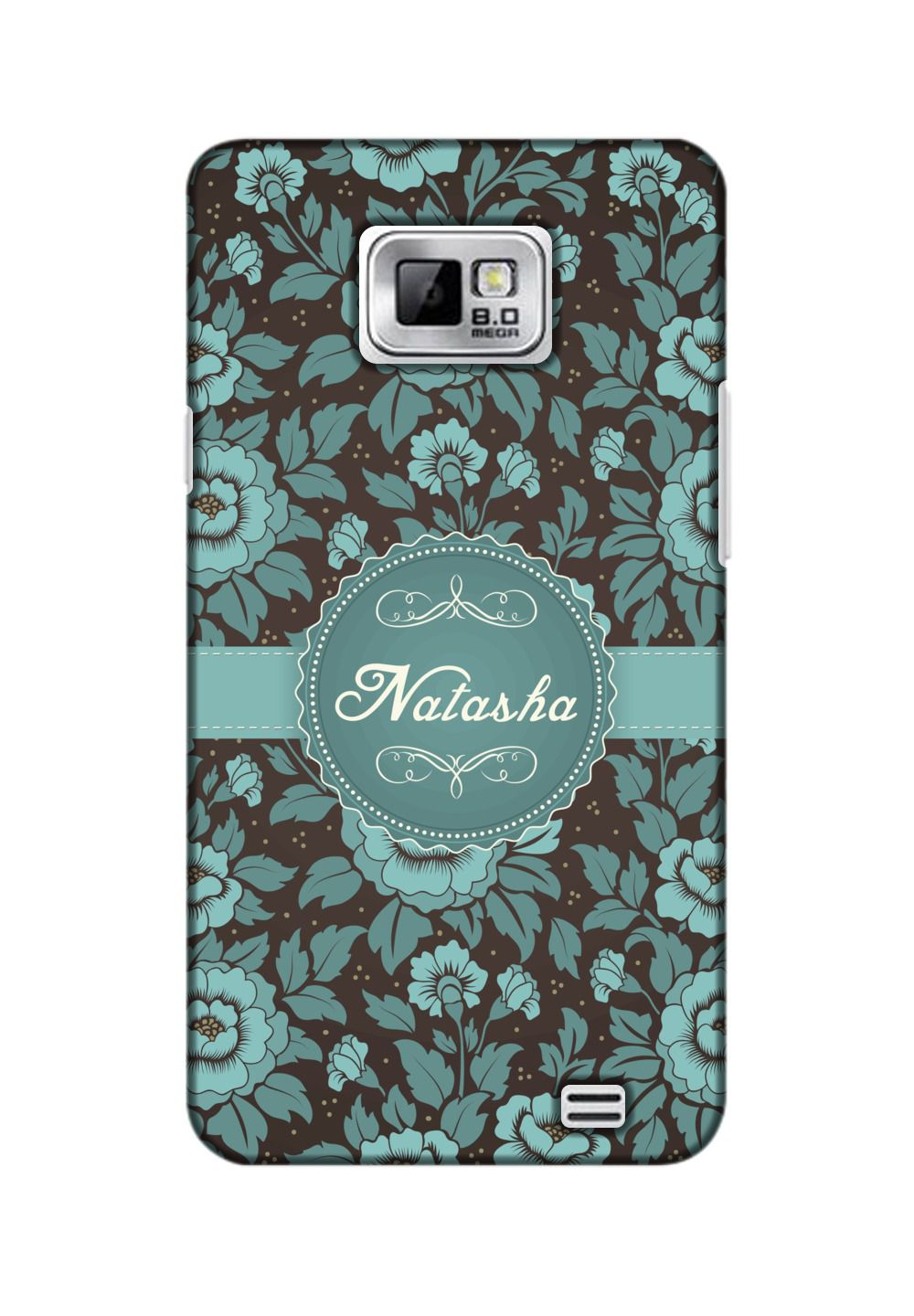 Samsung Galaxy S2 3D Back Covers By Design Worlds