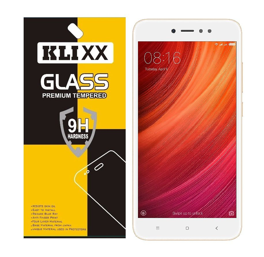 Xiaomi Redmi Y1 Tempered Glass Screen Guard By Klixx