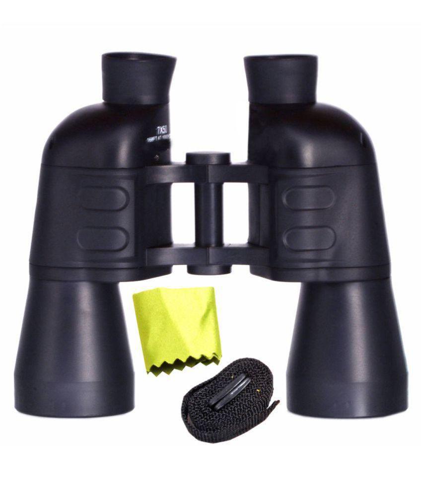 Jm Waterproof Comet 07x50 Zoom 07x Prism Binocular Telescope Monocular With Pouch Binocular