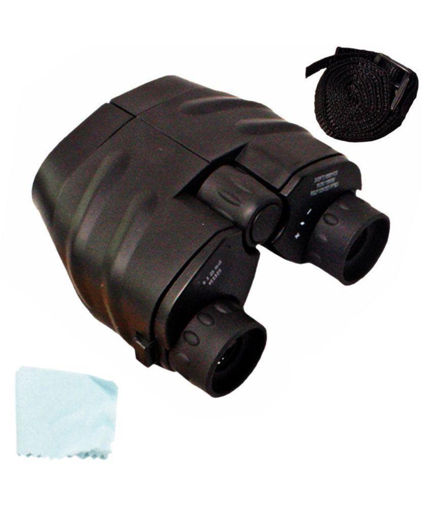 Jm Waterproof Tasco 8x25 Zoom 25x Prism Binocular Monocular Telescope With Pouch Binocular