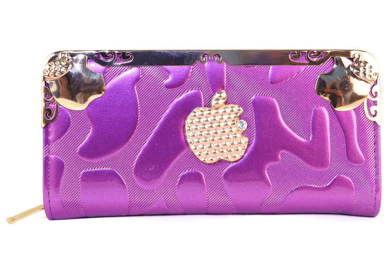 Jm Purple Wallet