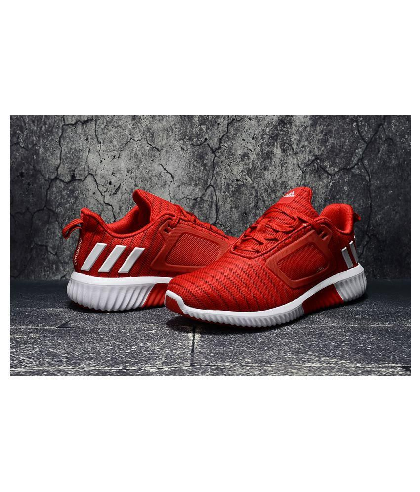 popular stores retail prices authentic Adidas Climacool Red Running Shoes - Buy Adidas Climacool ...