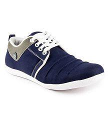 GS Blue Sneaker Shoes