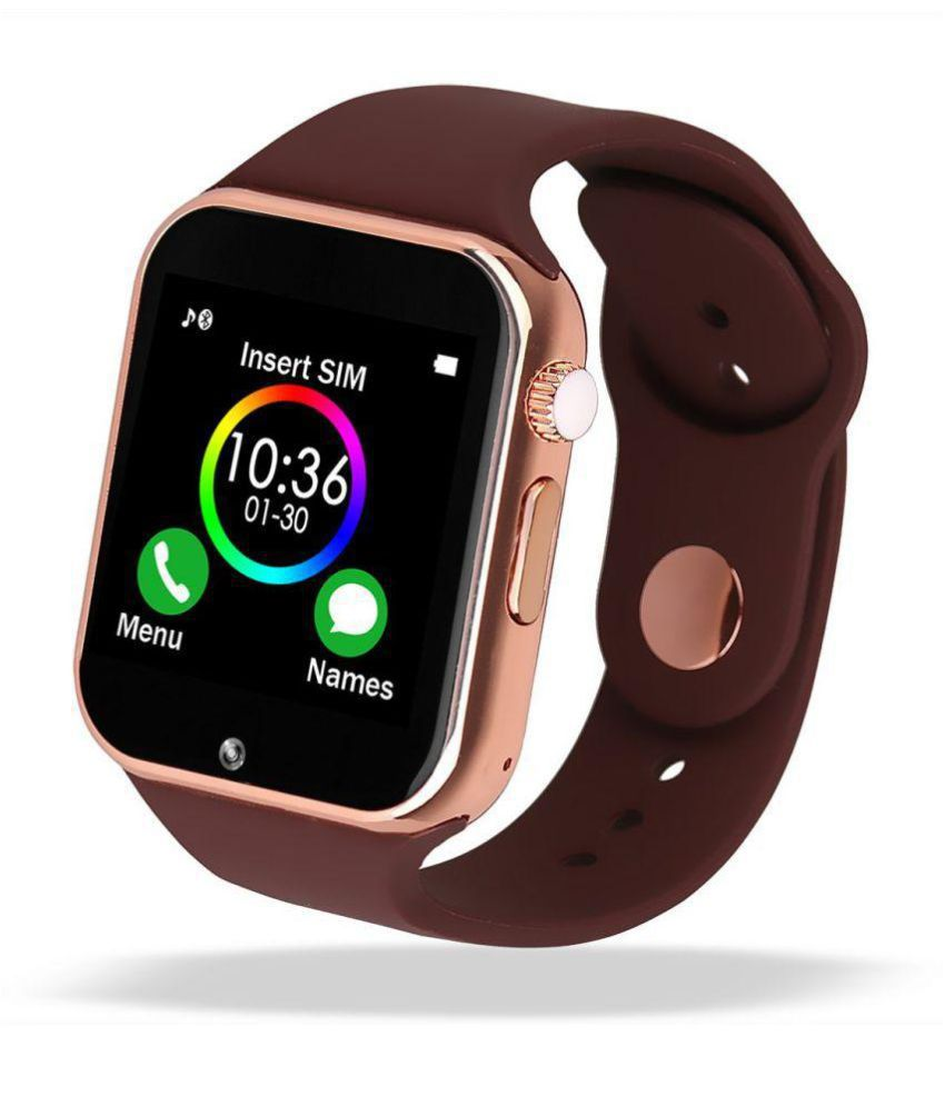 Meckwell Apple iPhone 7 Plus   compatible Smart Watches