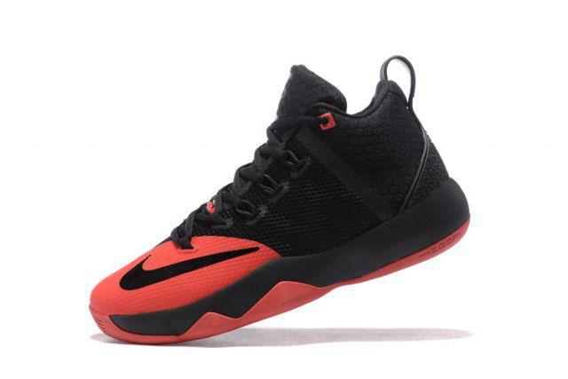 805c05d03c1 ... ireland nike lebron ambassador 9 red basketball shoes a3c76 ffda0