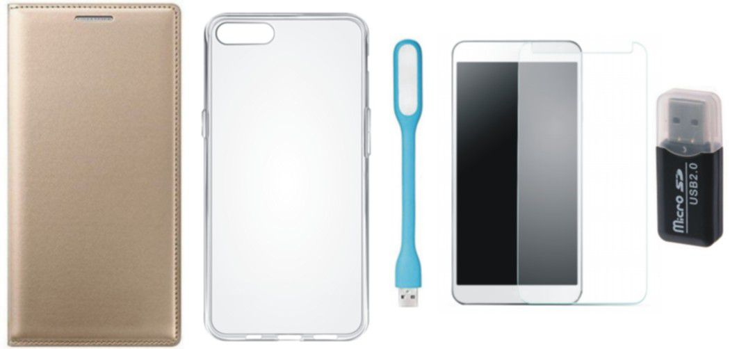 Oppo F3 plus Cover Combo by Matrix