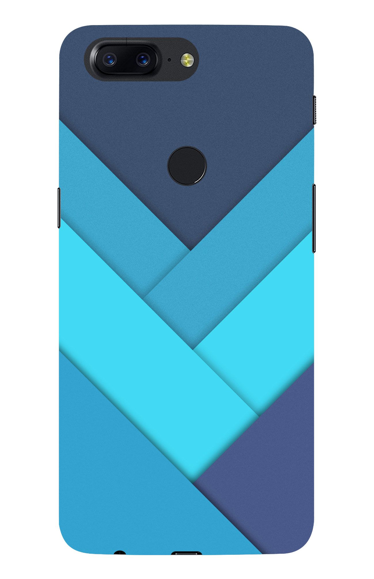 Oneplus 5T Printed Cover By Unicraft