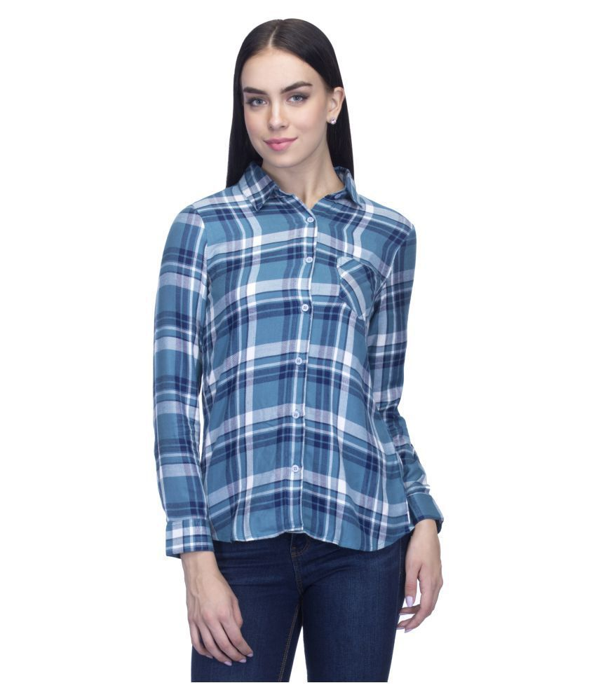 One Femme Cotton Shirt