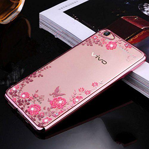 online store b8335 3aff5 Vivo Y69 Plain Cases FONOVO - Rose Gold