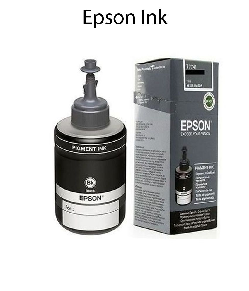Epson Ink Bottle For Epson M100 And M200