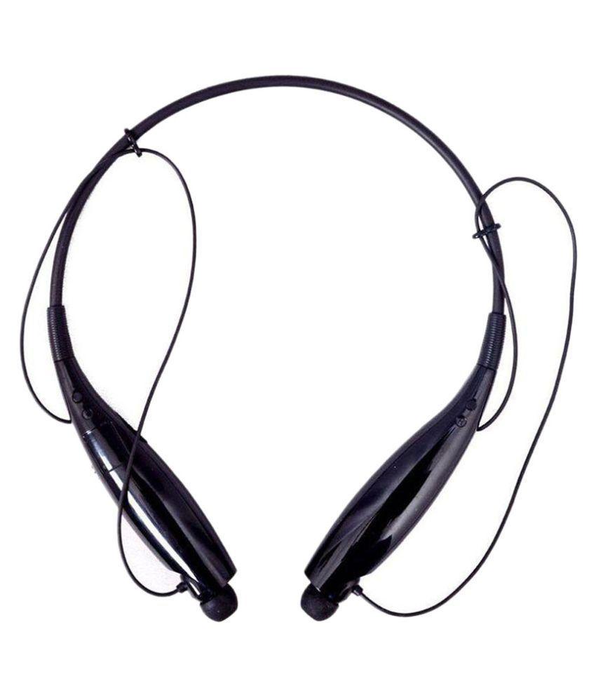 Go Shops Galaxy J7 Max Neckband Wireless Headphones With Mic