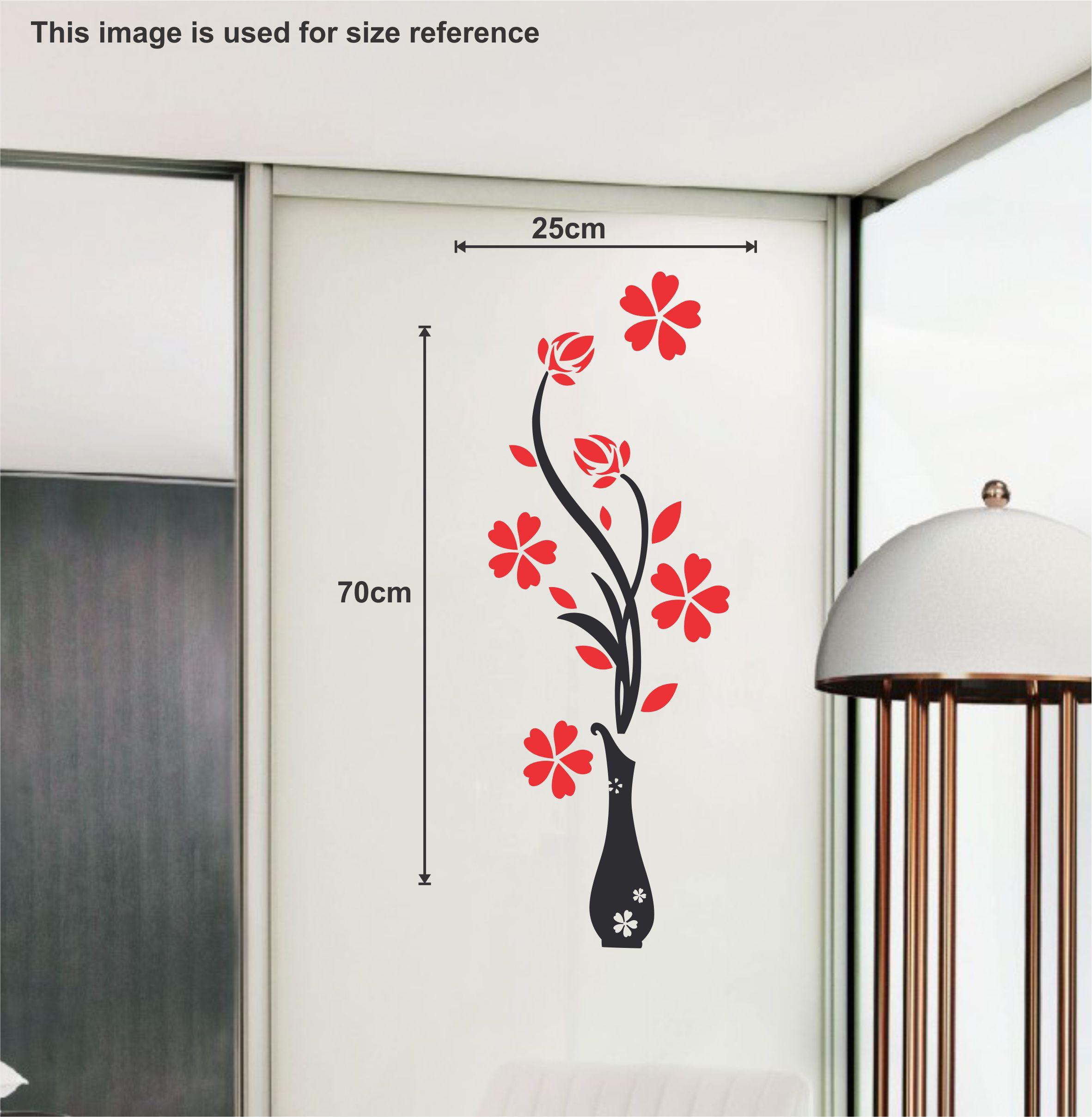 wall dreams Flower wash Nature Nature PVC Sticker Buy wall dreams