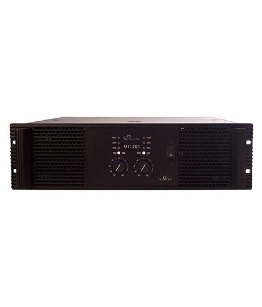 Nx Audio Mt1201 Pa Amplifier Head