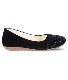 Radhika Maroon Ballerinas ebay online largest supplier cheap online best for sale p0dlXXOJv