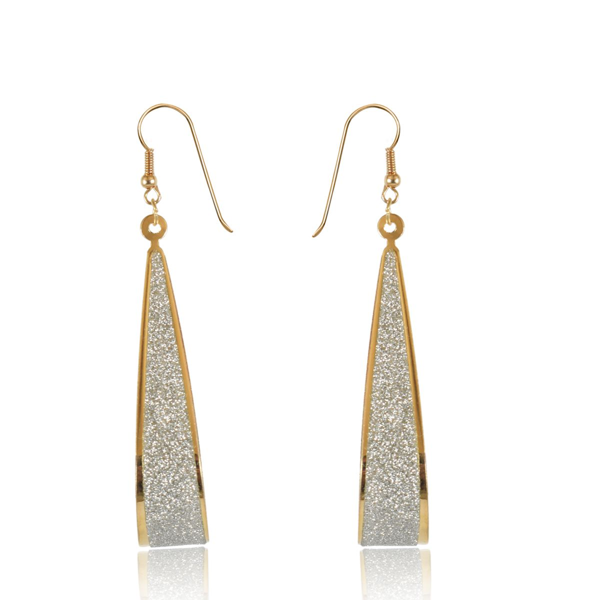 Slamay Fashion Gold Plated Earring Gift for Girl