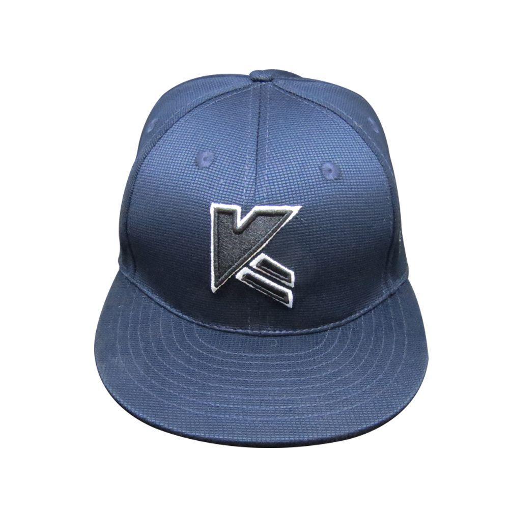 Kapture Headwear Blue Cotton Caps