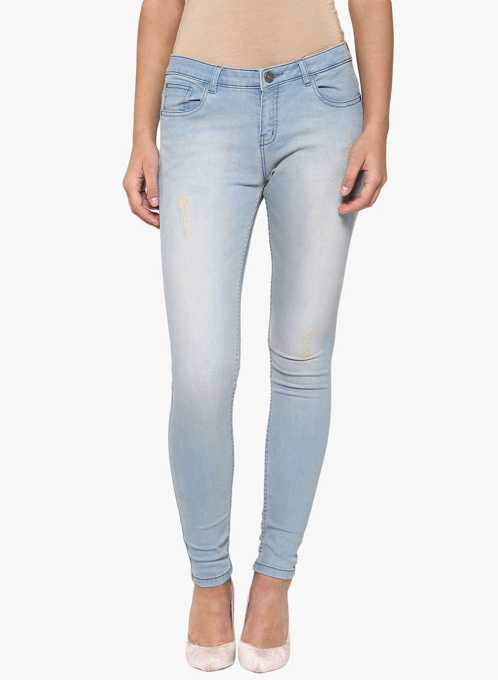 Crimsoune Club Denim Jeans - Blue