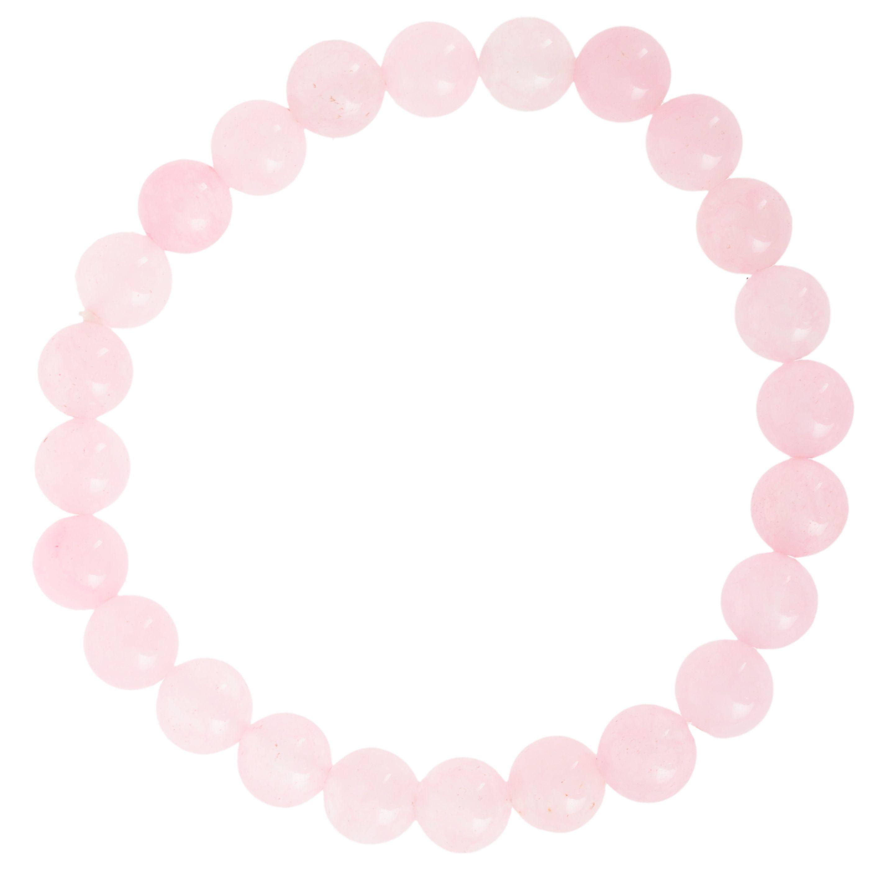 Pink Akik (Agate) Bracelet 100 % Original And Natural From KESAR ZEMS