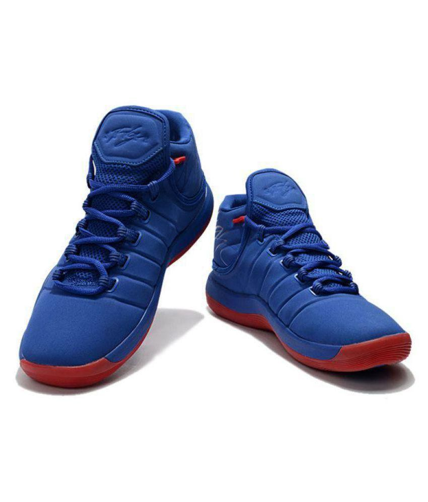 a0a93f83773568 Nike Jordan Super.Fly 2017 Blue Red Midankle Male Blue  Buy Online ...