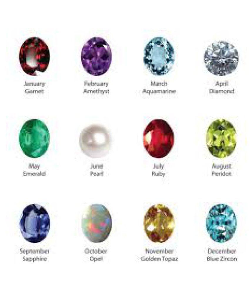 8ed751bcaa2208 Jaipur Gemstone 10k Gold and Diamond Bracelet: Buy Jaipur Gemstone ...
