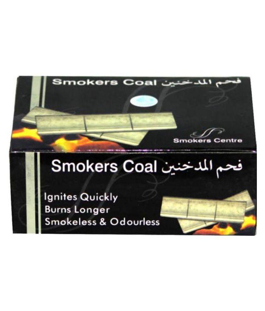 charcoalKings Multicolour 3 cm Wooden Table Hookah - Pack of 1