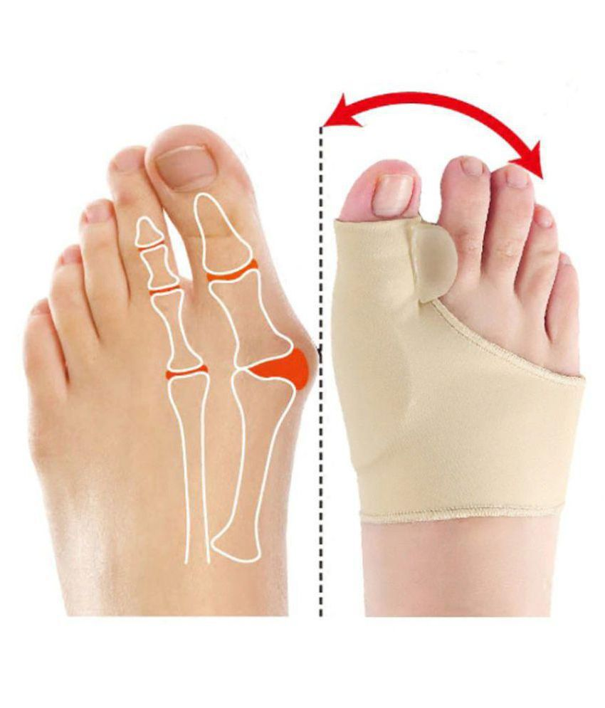 4bf8d1ea31 DIGITALSHOPPY Orthopedic Bunion Correction Socks: Buy DIGITALSHOPPY  Orthopedic Bunion Correction Socks at Best Prices in India - Snapdeal