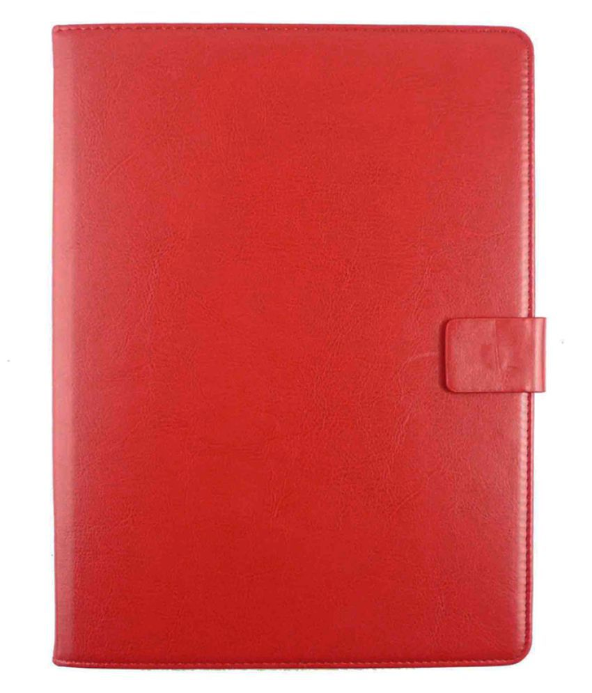 6b558bc5e8b8 iBall Slide 6351 Flip Cover By Emartbuy Red - Cases   Covers Online at Low  Prices