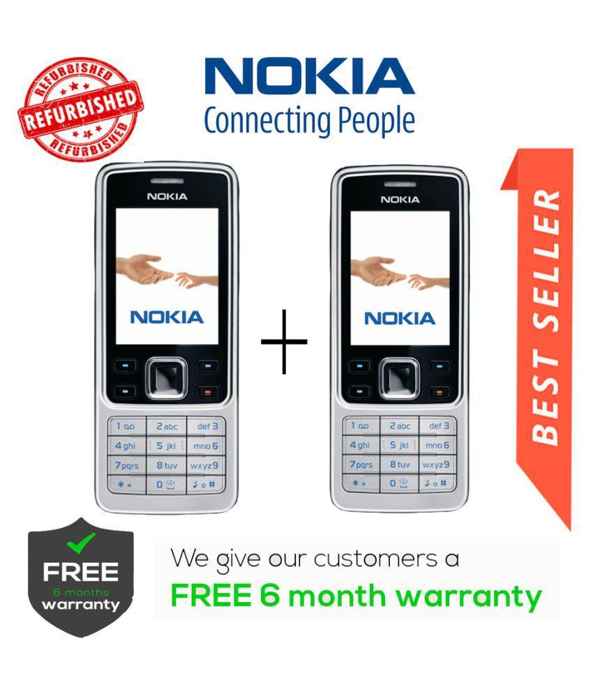 48f6bdd24 Refurbished Nokia 6300 Get 6300 Silver Refurbished Nokia 6300 Get 6300  Silver ...