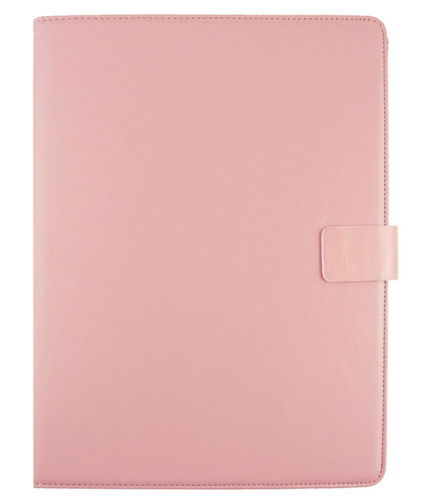 Vizio Vz-K01 Flip Cover By Emartbuy Pink