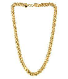 Aangi golden fancy south desin original look chain for man