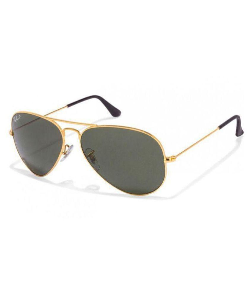 EYECARE Grey Aviator Sunglasses ( Avaitor 3026 )