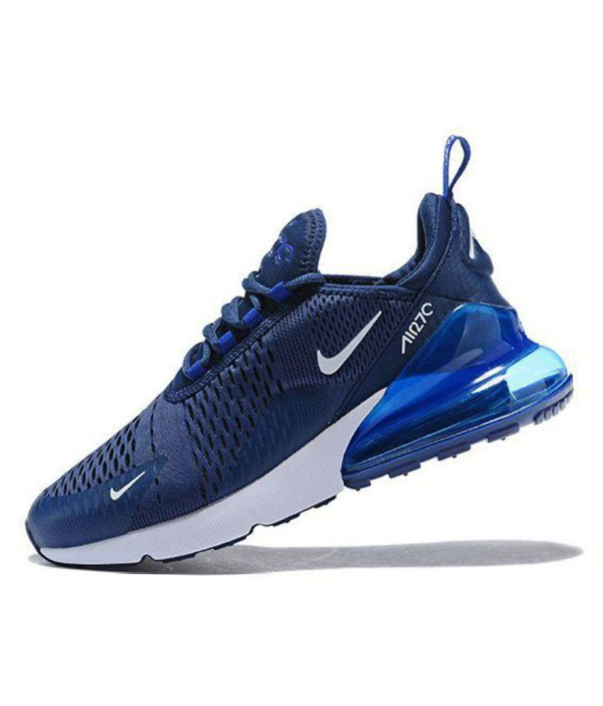 0037c9a689f1 Nike Blue Running Shoes - Buy Nike Blue Running Shoes Online at Best Prices  in India on Snapdeal