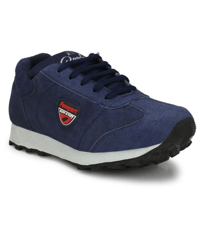 Rayland Sneakers Blue Casual Shoes