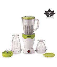 BMS Lifestyle SKG01 400 Watt 3 Jar Juicer Mixer Grinder