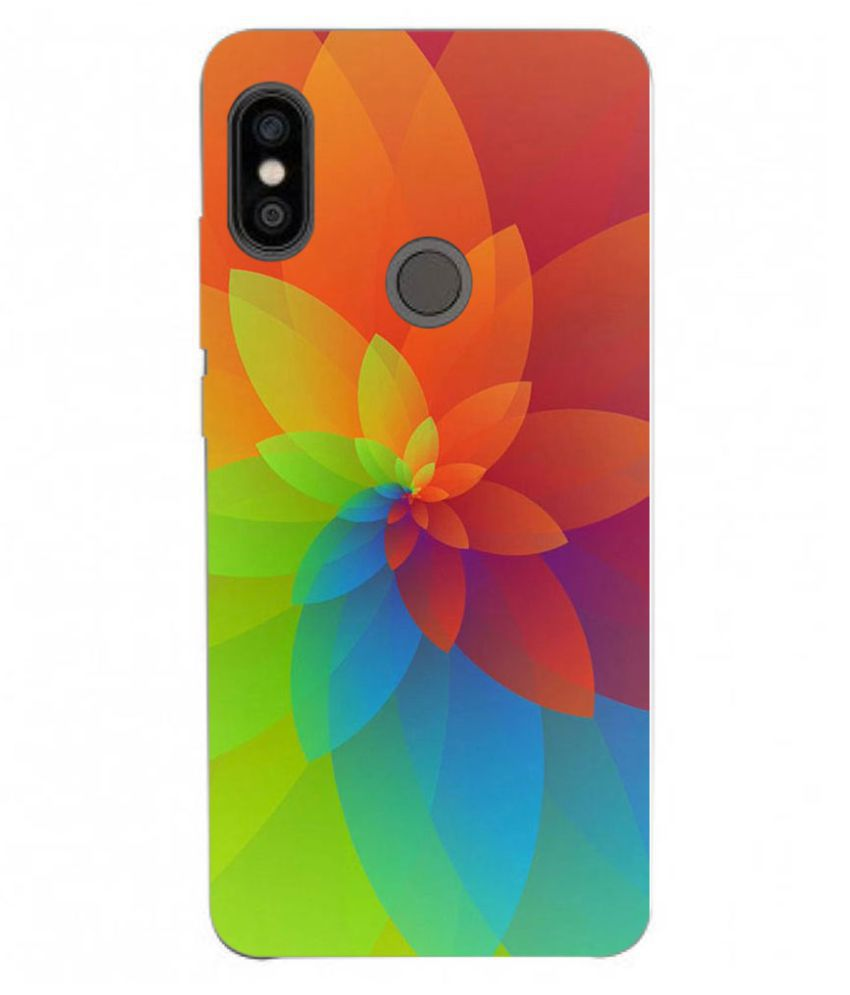 Xiaomi Mi A2 Printed Cover By NESKIL High Quility Precision Printing
