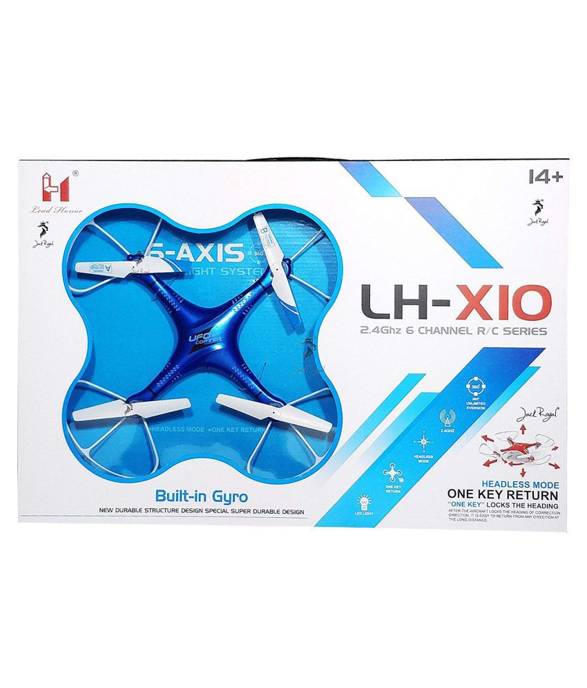 7c233982ceec ... latest LHX-10 Drone Aerial Vehicle 360° Flip Action 2.4Ghz 4.5 Channel  with