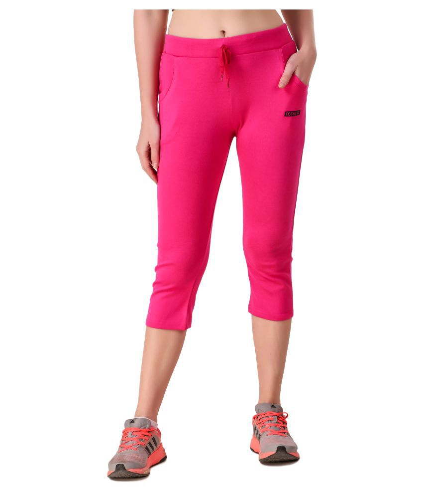 Be You Cotton Tights - Pink
