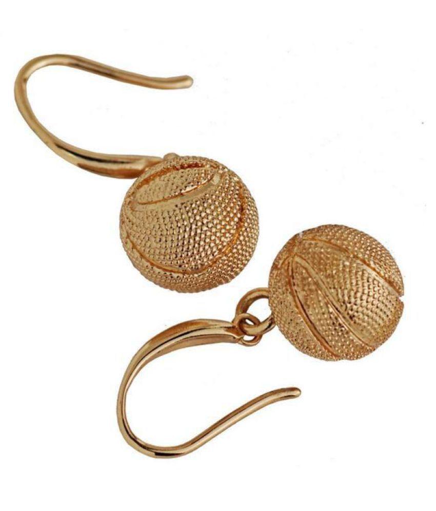 Basketball Drop Earring for Women Fashion Sports Earring Basketball Fan Jewelry