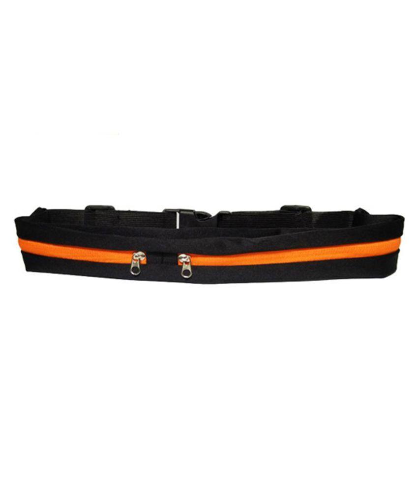 Invisible Outdoor Elastic Waterproof Unisex Running Phone Holder Waist Bag Belt