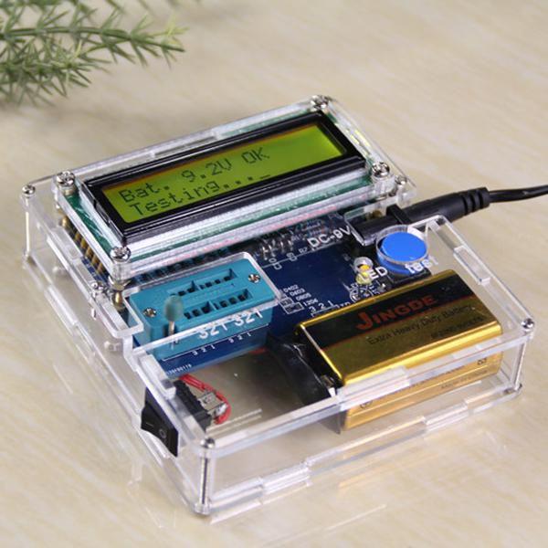 Buy Geekcreit? DIY YD-CS Transistor Tester Kit For