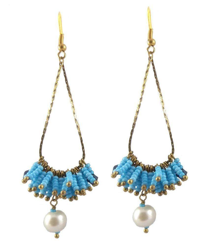 Abhisu Antique Jewellery earring for women stylish