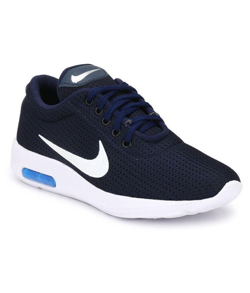 Outranger Sneakers Blue Casual Shoes