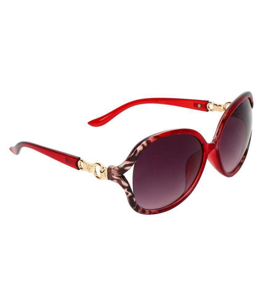 Zyaden Black Oversized Sunglasses ( SW-494 )