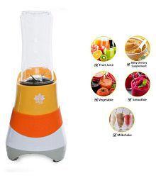 BMS Lifestyle JBKZ001 350 Watt 1 Jar Juicer Mixer Grinder