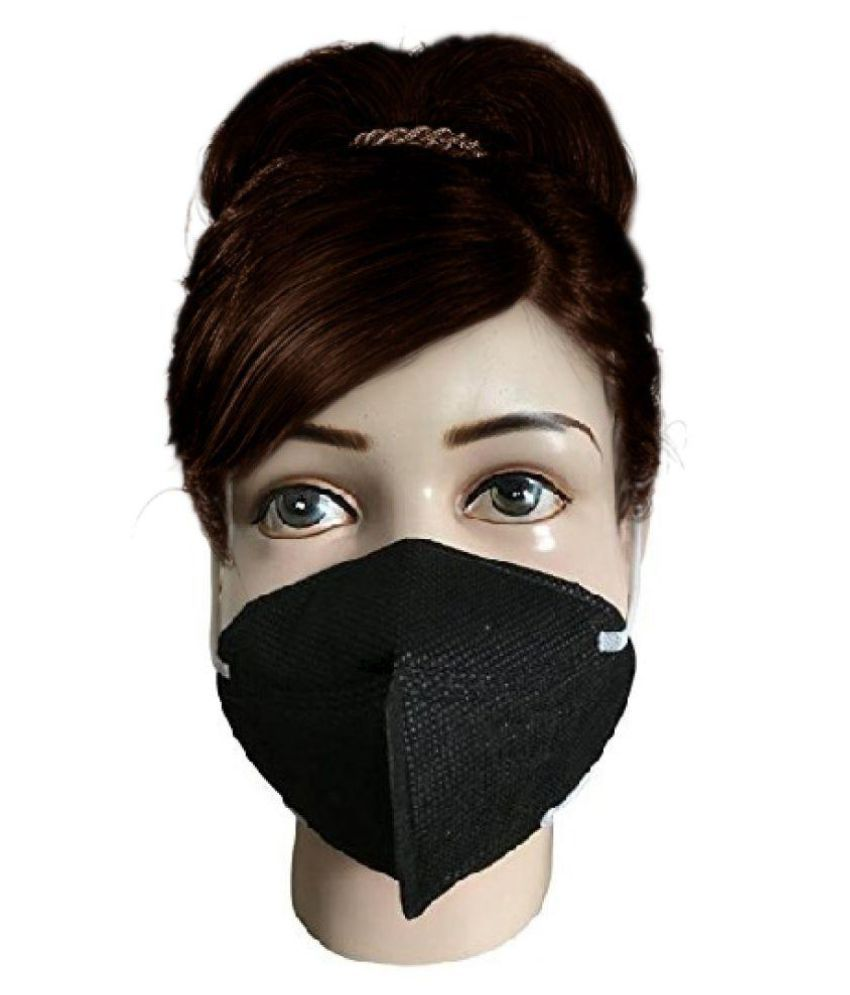 Mask Shi Black N95 Respirators N-95
